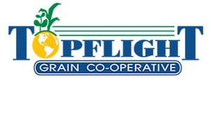 Topflight Grain Logo